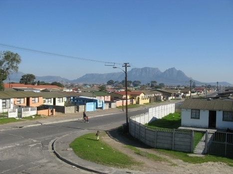 Le Cap: paysages urbains de la nouvelle Afrique du Sud - Globe - France Culture | Nouvelles d'Afrique du Sud | Scoop.it