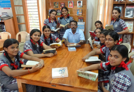 S L Faizal's Experiments with Reading Innovations in Kendriya Vidyalaya, Pattom | KLA-LIS Connect | Scoop.it
