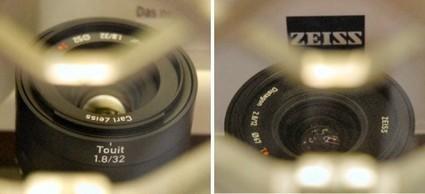 Der Carl ist weg: aus «Carl Zeiss» wird «Zeiss» | fotointern.ch - Fotografie Nachrichten | Die Fuji X-Pro1, XE-1, X100, X100s, X-M1, X-A1 sprechen Deutsch | Scoop.it