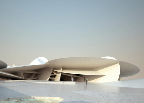 [Jean Nouvel] The National Museum of Qatar will crowdsource visual identity | The Architecture of the City | Scoop.it