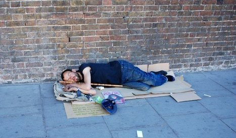 Rough sleeping Homelessness in the UK | News From Stirring Trouble Internationally | Scoop.it