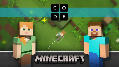 Microsoft, Code.org Will Use Minecraft to Teach Kids Programming | Missing Link Projects EDUCATION | Scoop.it