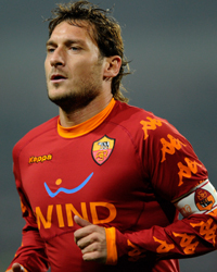 Roma Are On The Right Track - Francesco Totti - Goal.com | Football (soccer) legends | Scoop.it