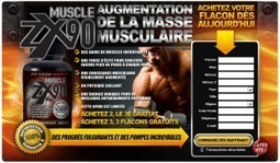 Muscle ZX90 Supplément Revues | muscle zx90 | Scoop.it