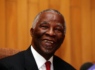 Mbeki named 'African of the Year' - Mail & Guardian Online | They put Afrika on the map | Scoop.it