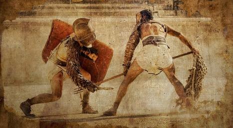 CASTRA IN LUSITANIA: La panoplia del gladiador: el casco | Ganimedes | Scoop.it