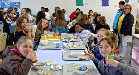 Les 6e ont apprécié le petit déjeuner | Collège Pierre Darasse | Scoop.it