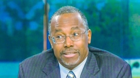 Ben Carson: 'Anything is slavery that robs you' like 'neo-Marxist' Obamacare   News You Can Use - NO PINKSLIME   Scoop.it