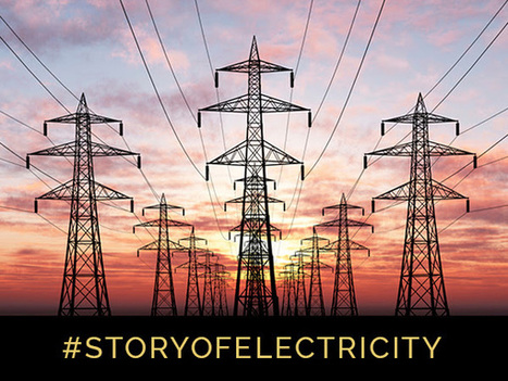 The Story of Electricity in America - Dr. Rich Swier | Economy | Scoop.it