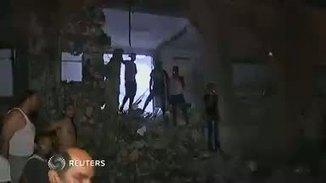 Large blasts at Libya courthouses - Times of Malta   Saif al Islam   Scoop.it