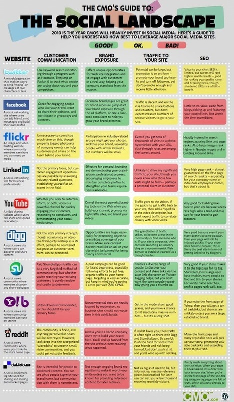 Social Media And Search Engine Optimization | Web User Insights | Social Media Mashup | Scoop.it