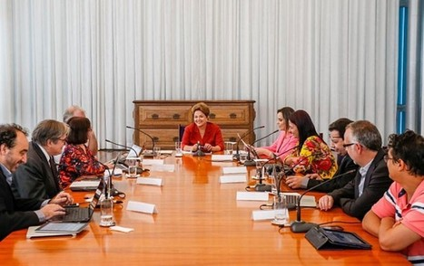 Regulação da comunicação fica entre 'questões econômicas' de Dilma e ... - Rede Brasil Atual | Investimentos em Cultura | Scoop.it