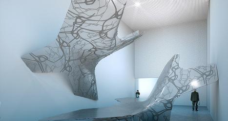 Composite Wing - Studio Roland Snooks   Intriging in Textiles   Scoop.it