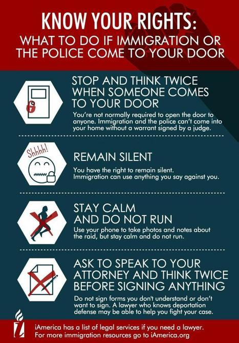 What to do if police come to your door | Community Village Daily | Scoop.it