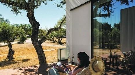 Ecorkhotel. Habitar o Alentejo a baixo custo ambiental   ecotourisnovation   Scoop.it