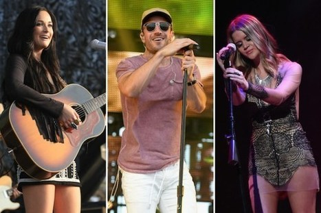 8 Country Artists With Unbelievable Swagger | Country Music Today | Scoop.it