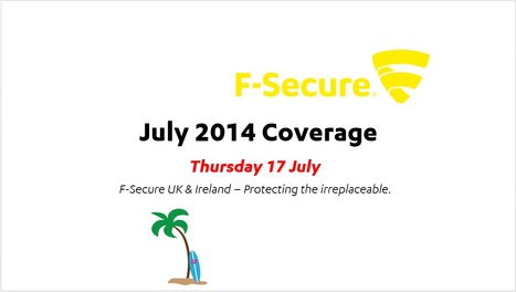 July Coverage (17th) | F-Secure Coverage (UK) | Scoop.it