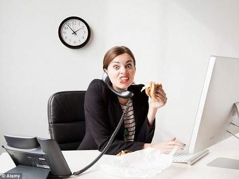 Male-dominated workplaces 'can make women ill' | Kickin' Kickers | Scoop.it