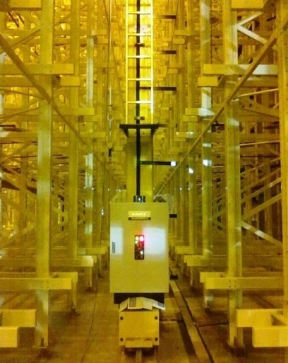 ASRS Automated Storage and Retrieval System China Wholesale   www.palletcontainerrack.com   Scoop.it