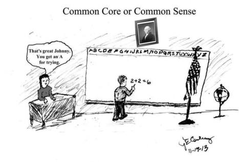 Parents Take To Social Media With Kid's Common Core Math Homework K-8 | Homework: What about other options? | Scoop.it