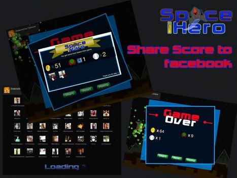 Space iHero : iOS Game | Appcodev | Scoop.it