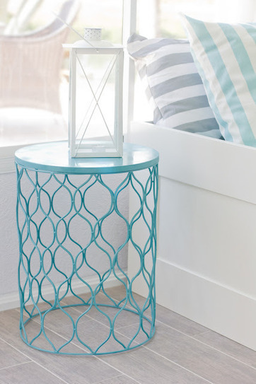 { DIY } Créer facilement une jolie table d'appoint | DecoCrush blog déco, idées déco | décoration & déco | Scoop.it