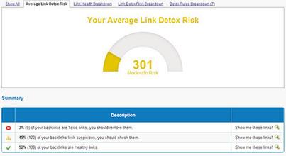 LinkDetox : identifier et diagnostiquer rapidement les mauvais backlinks | Time to Learn | Scoop.it