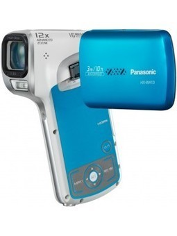 Panasonic HX-WA10GA - Blue - Shop and Buy Online at Best prices in India. | Online Camera Shopping in India | Price | Shopping | Scoop.it