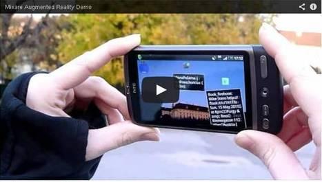 Mixare. Navegador de realidad aumentada, gratuito y de código abierto | Natalia Encina | Scoop.it