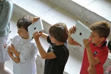le numérique permet de réinterroger les habitudes, de sortir de nos certitudes et de repenser la visite | David Martin (Abbaye de Fontevraud) | -thécaires | Espace numérique et autoformation | Scoop.it