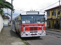 Paying Costa Rica Bus Fares by Cellphone | Le Costa Rica pour les jeunes | Scoop.it