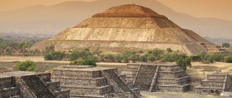 Encuentran mercurio en Teotihuacán, una pista hacía la tumba de un rey | ArqueoNet | Scoop.it