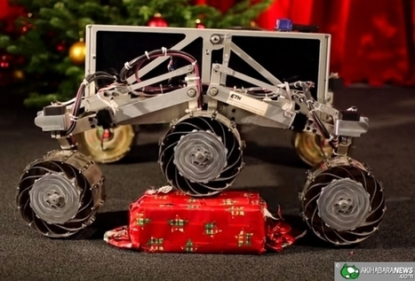 Autonomous Christmas 2014 | AI, NBI, Robotics & Cybernetics & Android Stuff | Scoop.it