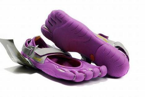 Vibram Five Fingers Sprint Purple/Lt.Grey Women's | popular list | Scoop.it