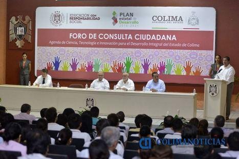 Organizan UdeC y SE foro de Consulta Ciudadana  sobre ciencia, tecnología e innovación | Secretaria de Educación Colima | Scoop.it