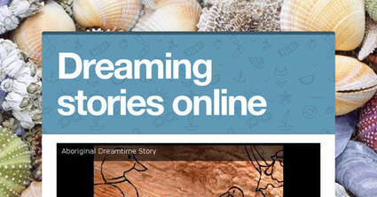 Dreaming stories online   Dreamtime resources   Scoop.it