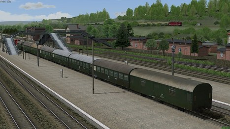 EEP 8 Model Train Simulator | Train of Thought | Scoop.it