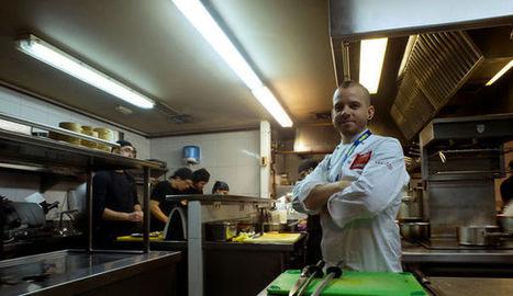 """Espagne: le """"miracle"""" des trois étoiles Michelin pour un restaurant alternatif - LExpress.fr   Food News   Scoop.it"""