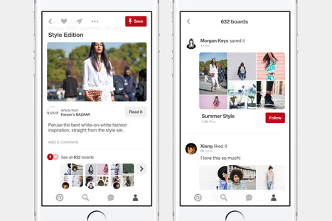 The Pinterest Save button goes global | Pinterest | Scoop.it