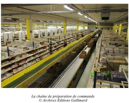 Stockage et distribution du livre : virée à la SODIS | Les livres - actualités et critiques | Scoop.it