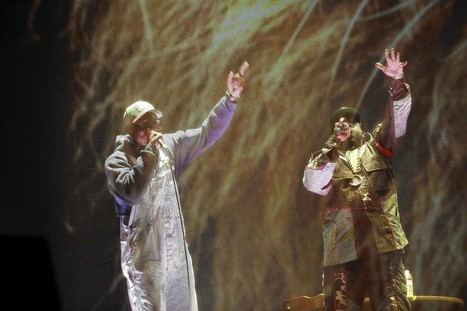 Outkast goes back to 1990s hip hop at Coachella reunion | Titans Music | Scoop.it