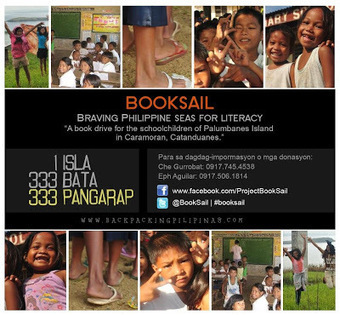 Backpacking Pilipinas: BookSail | Philippine Travel | Scoop.it