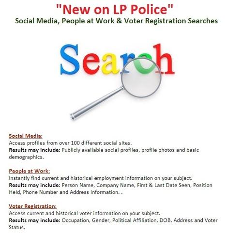 Social Media Search     Law Enforcement Software   Scoop.it