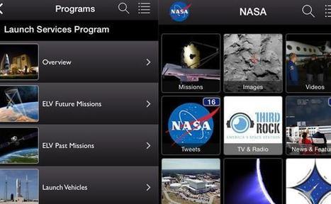 Cinco aplicaciones iOS de corte espacial para celebrar la llegada de Philae | iPad classroom | Scoop.it