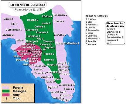 EURICLEA: GRIEGO I: DE LA ARISTOCRACIA A LA DEMOCRACIA... | EURICLEA | Scoop.it