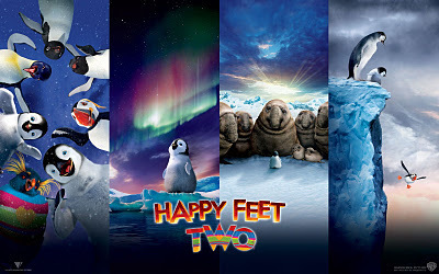 Banco de Imagenes Gratuitas: 3 wallpapers de happy feet two ... | Recursos | Scoop.it