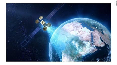 Facebook to beam free internet to Africa with satellites - Oct. 5, 2015 | Educational technology , Erate, Broadband and Connectivity | Scoop.it