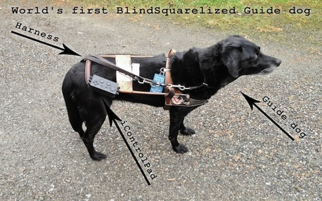 BlindSquare: App Uses Foursquare Data to Help the Blind Navigate Streets | Mobile Social Work | Scoop.it