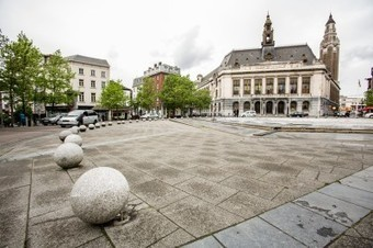 #Charleroi : la mue urbaine a commencé | Charle... | B4C | Scoop.it