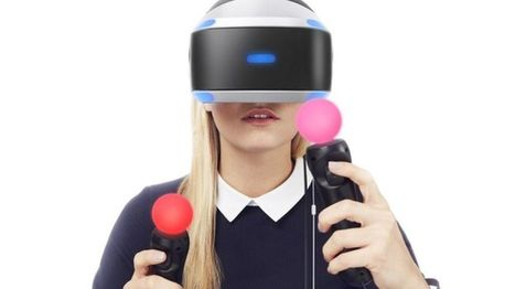 PlayStation VR is cheaper than Oculus Rift and HTC Vive - BBC News   Business Economics and Market Competition   Scoop.it